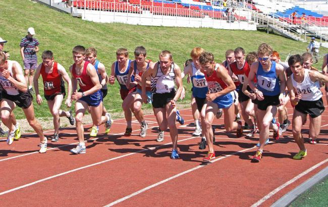 Фото: Соревнования по бегу (soratnik.ucoz.ru)