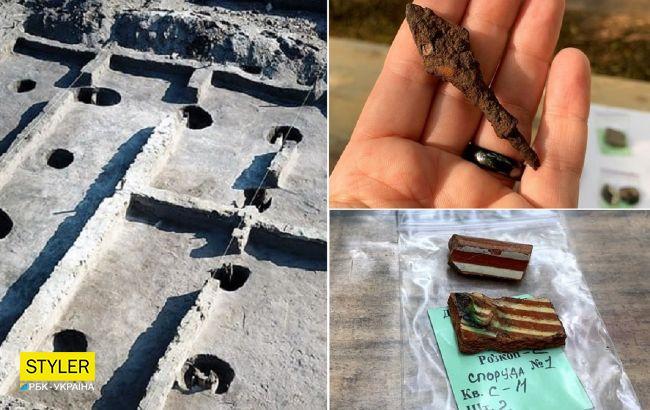Под Днепром нашли артефакты киммерийцев, бронзовой эпохии раннего средневековья (фото)