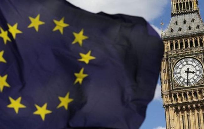 У Британії остаточно схвалили акт про початок Brexit