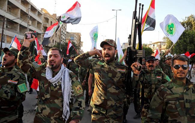 В Багдаде обстреляли правительственный квартал реактивными снарядами