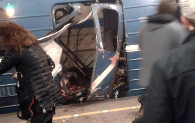 Теракт в Санкт-Петербурзі: особистість смертника попередньо встановлено