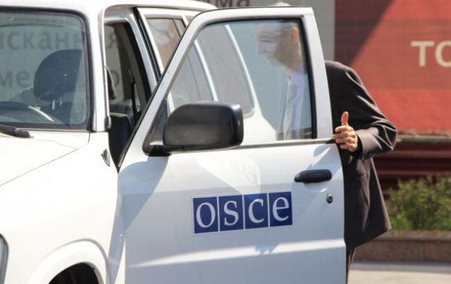 ВЛуганской области обстреляли наблюдательный пункт, когда там находились члены ОБСЕ