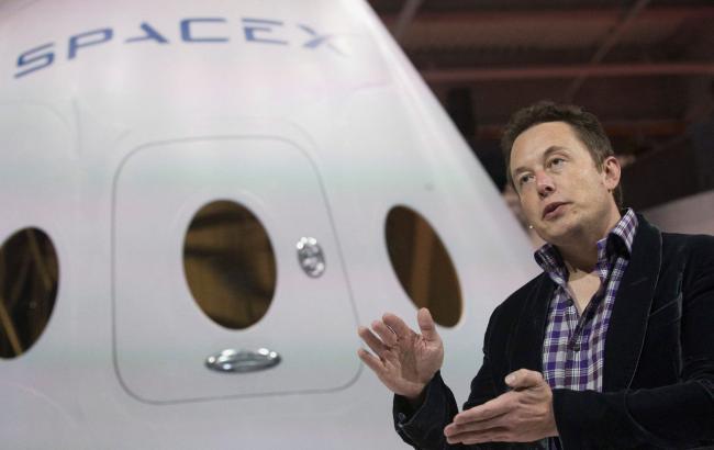 SpaceX відправить супутник для високошвидкісного інтернету на Землі в 2019 році