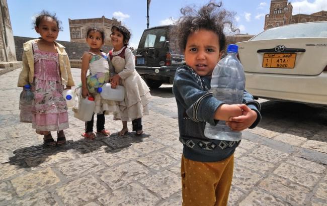 ООН заявила о гуманитарной катастрофе в Йемене