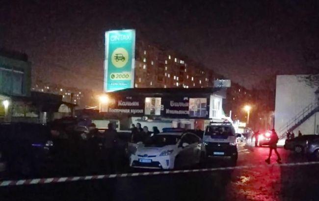 У Харкові сталася стрілянина, є постраждалий