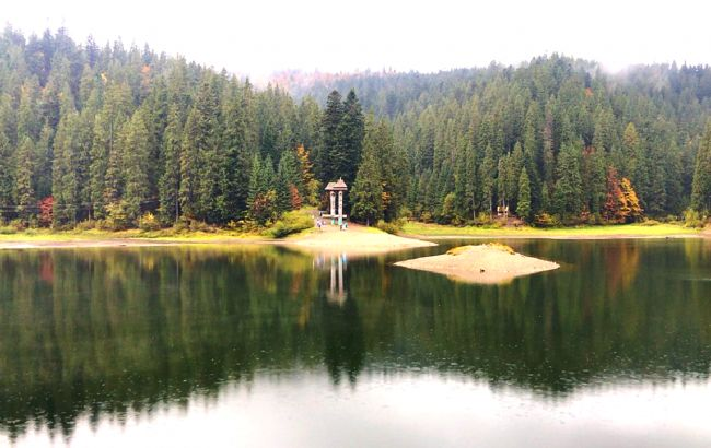 Озеро Синевир, водопад и курорт Пилипец: лучший маршрут для насыщенных выходных в Карпатах