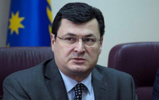 Фото: глава Минздрава Александр Квиташвили
