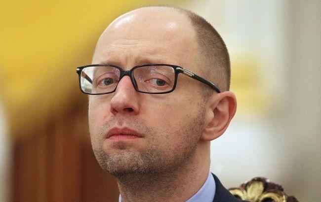 Лідери фракцій домовилися про звіт Яценюка в Раді 5 лютого