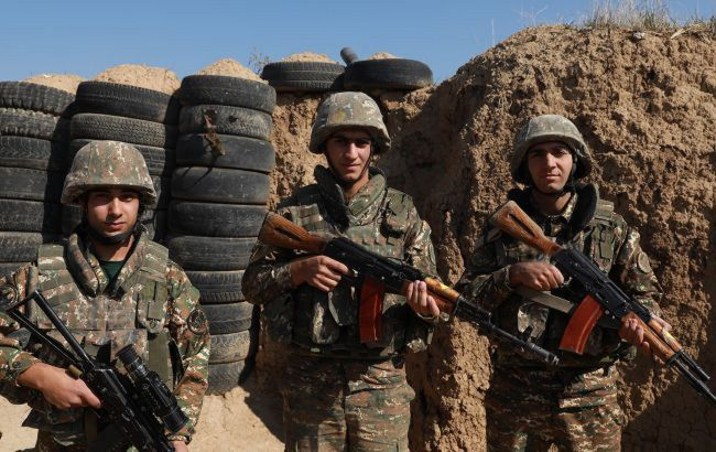 Баку передав Єревану тіла 29 загиблих військових у Нагірному Карабасі
