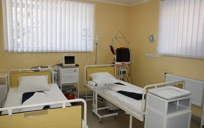 В Украине заняты почти 57% больничных коек с кислородом для пациентов с COVID