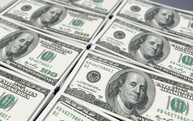 Курс доллара упал до минимума за 11 месяцев