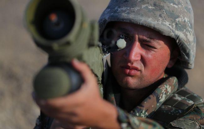 Азербайджан заявив про загибельвійськового у Нагірному Карабасі