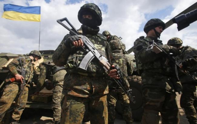 Сили АТО за добу знищили 22 бойовика, 48 поранили, - штаб