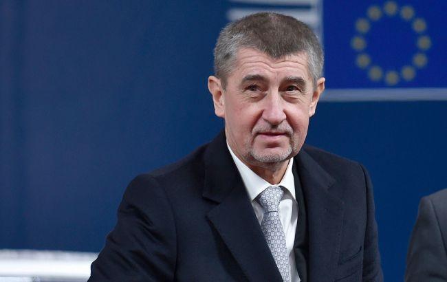Премьер Чехии отказался считать взрывы на складах актом государственного терроризма