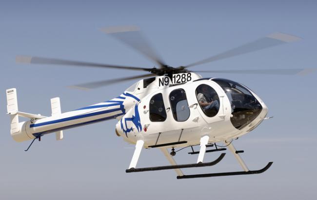 Фото: вертолет