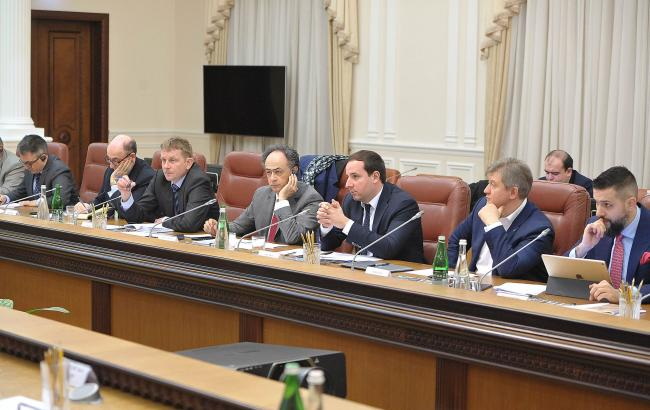 Фото: засідання робочої групи з приватизації (kmu.gov.ua)