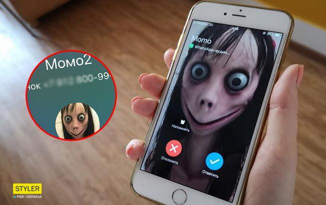 """""""Момо"""": адвокат рассказал, что делать родителям, если у ребенка в телефоне появилась эта смертельная игра"""