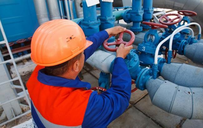 Количество газа в ПХГ Украины сократилось на 0,67% - до 11,066 млрд куб. м