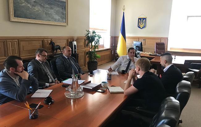 Фото: заседание Межведомственной рабочей группы по вопросам приватизации (КМУ)