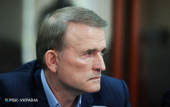Мера пресечения Медведчуку: решение суда будет завтра