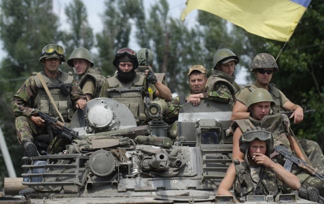 """Бойовики провели контратаку під Новоласпою, загинули 4 військових, - """"Правий сектор"""""""