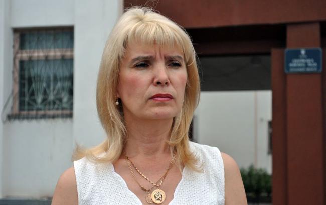 Верігіна заявляє, що у Северодонецьку підкуповують виборців