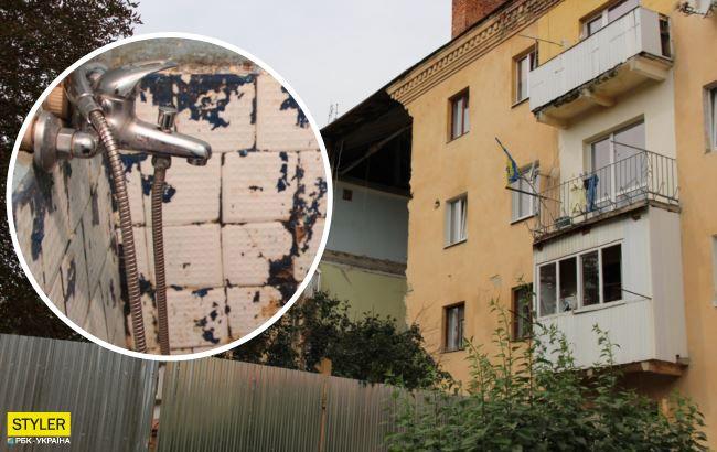 Я не буду бігати за кожним: у Дрогобичі розгорається скандал з мешканцями зруйнованого будинку