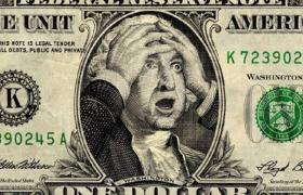 На зростання курсу долара впливають кілька факторів