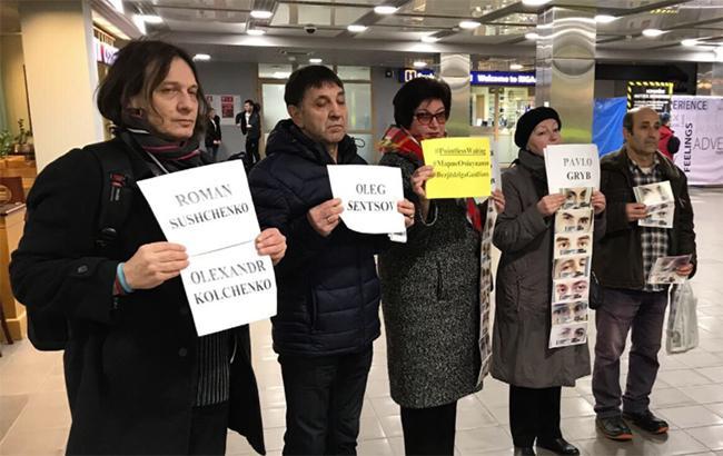 """""""Марне очікування"""": активісти запустили флешмоб в підтримку Кольченко"""