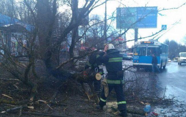 В Україні через негоду знеструмлено майже 50 населених пунктів