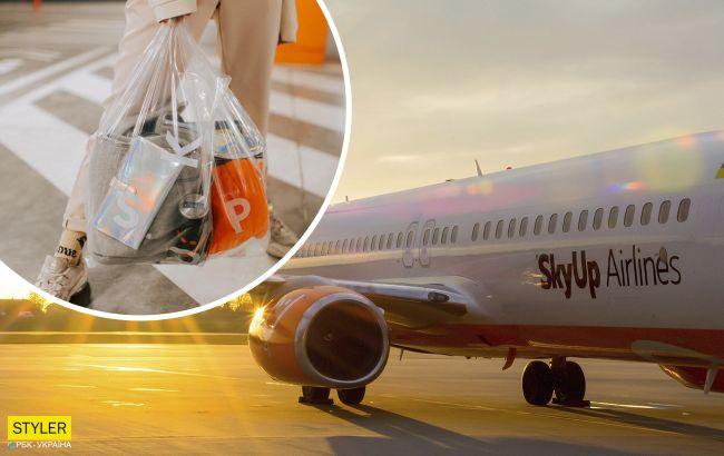 SkyUp запустили новую услугу для пассажиров: облегчит перевозку ручной клади