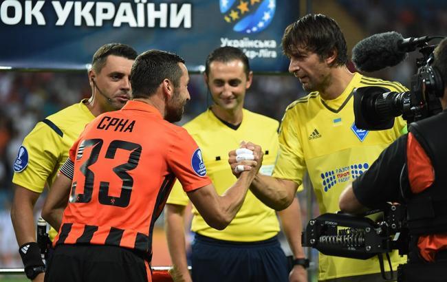 Фото: Шахтар - Динамо звіт про матч