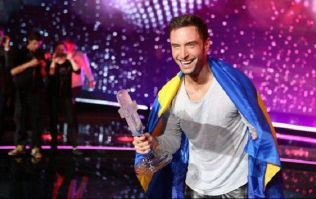 Переможець Євробачення 2015 назвав свого фаворита конкурсу в Києві