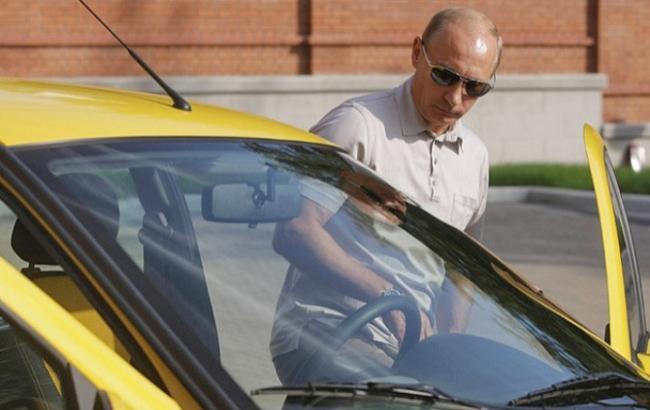 Фото: Владимир Путин (avtika.ru)
