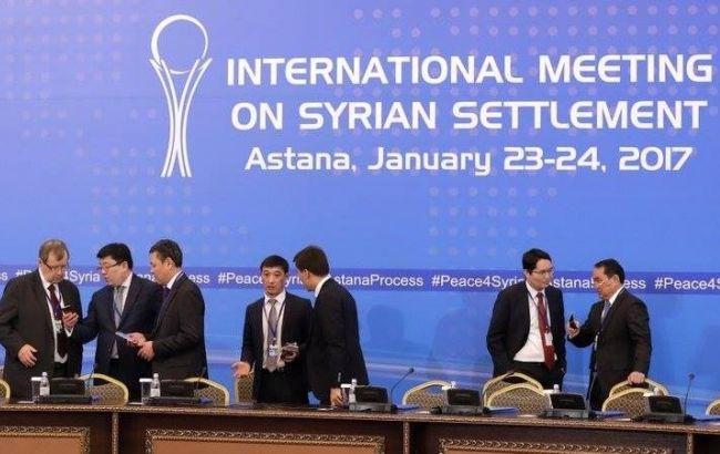 Лавров: Мыпригласили США вАстану навстречу поСирии