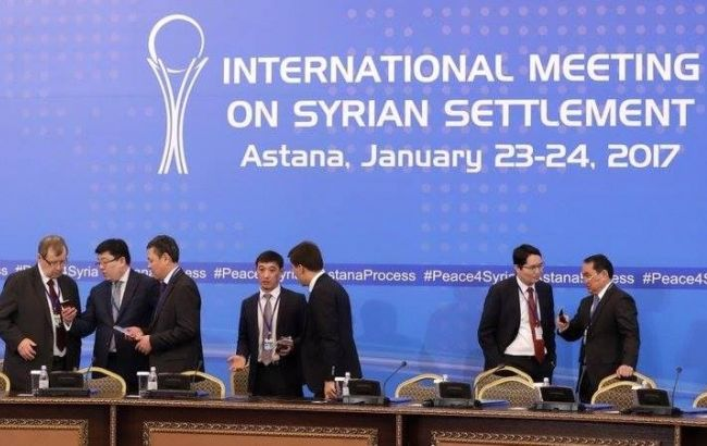 РФ позвала США навстречу поСирии вАстане— Лавров