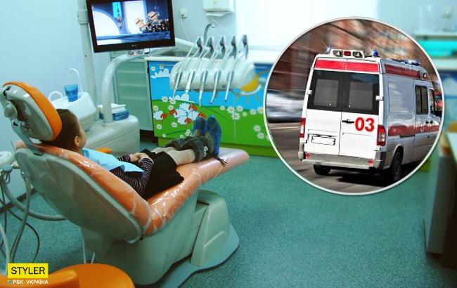 У Полтаві дитина отримала травму в стоматологічному кабінеті
