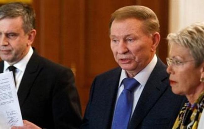 У Мінську розпочалася зустріч тристоронньої контактної групи