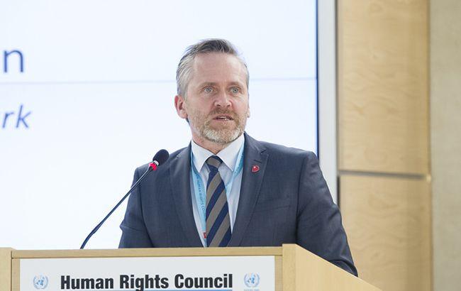 Данія вимагає від ЄС ввести санкції проти Росії через агресію в Азовському морі