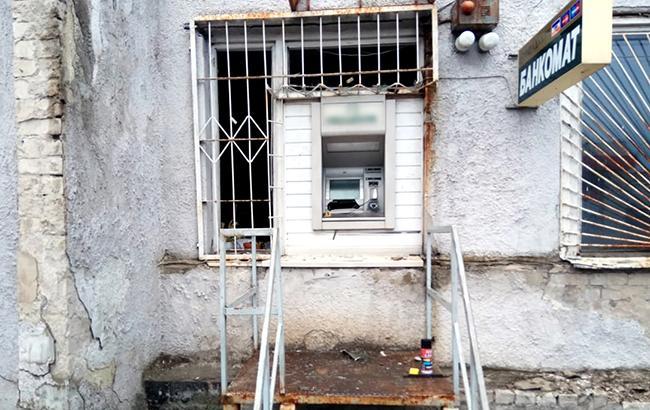 Фото: место взрыва в Харькове (hk.npu.gov.ua)