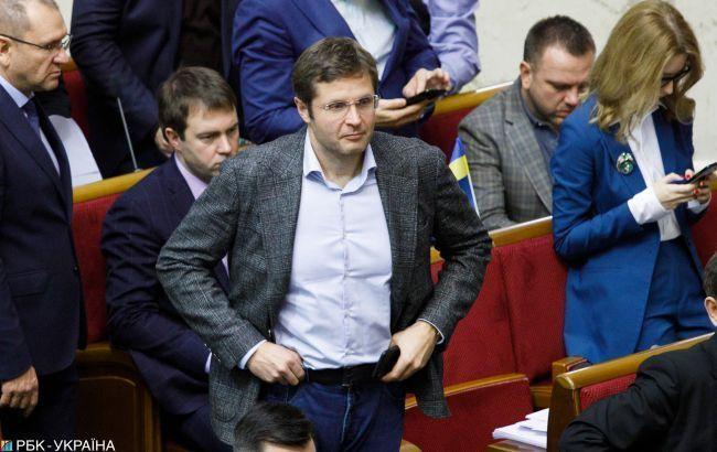 Нардеп Холодов звинуватив заступника голови митниці Шендрика в корупційних схемах