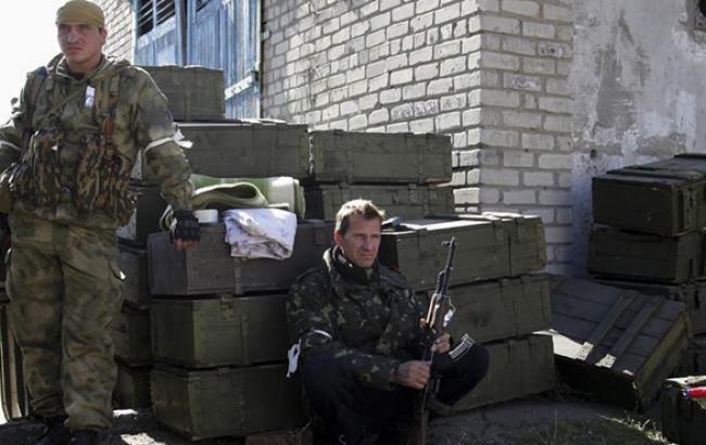 В РНБО зафіксували зменшення інтенсивності обстрілу позицій сил АТО з боку бойовиків