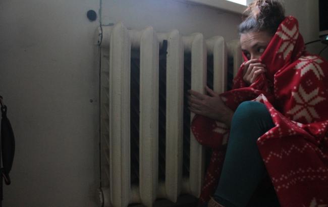 Фото: 40 домов в Киеве не готовы к отопительному сезону (facenews.ua)