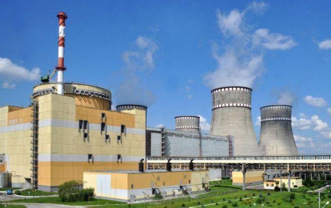 На Рівненській АЕС сталося відключення енергоблоку, з'ясовують причини