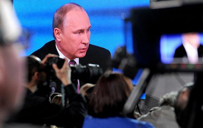 Путин не упомянул Порошенко в своем новогоднем поздравлении лидерам стран