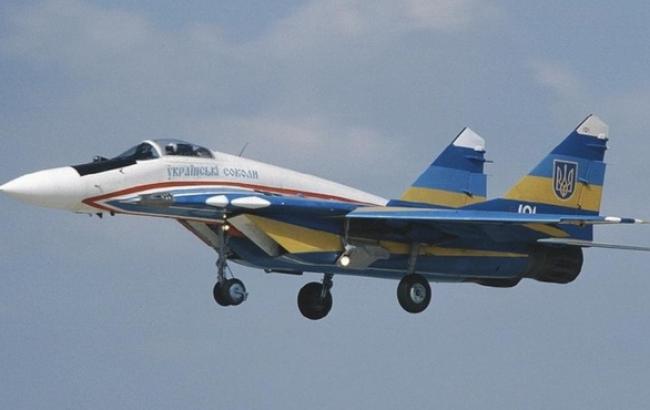 В Україні за 2014 р. вдвічі знизилася кількість військової авіації, - Flight International
