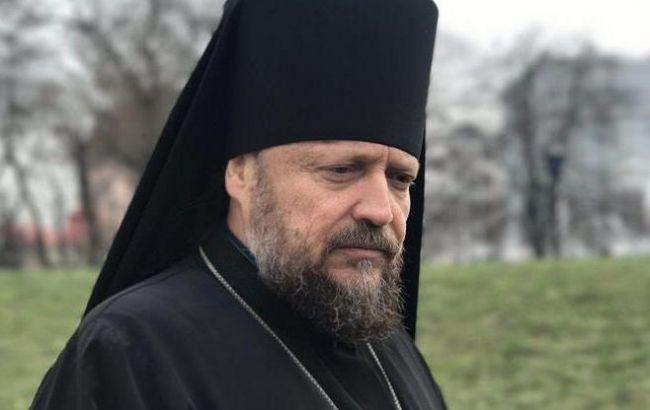 Епископу Гедеону запретили въезд в Украину
