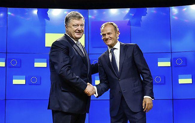 Украина задала новый стандарт выборов в Восточной Европе, - Туск