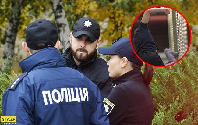 Підійшов чоловік з дівчиною і дитиною: у Миколаєві побили поліцейського
