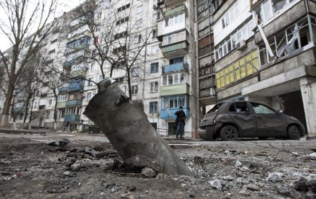 Фото: оккупированный Донецк